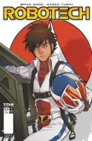 Robotech - Issues 1 to 8 - First 8 Issues of the Series